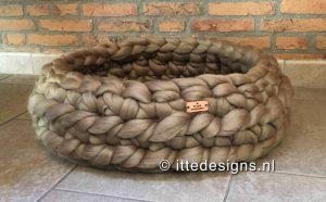 Poezenmand diameter 45cm ItteDesigns.nl