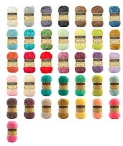 Kleurenoverzicht Stonewashed