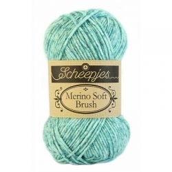 Scheepjes Merino Soft Brush no 254 Israels ittedesigns.nl