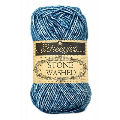 Scheepjes Stone Washed - 805- Blue Apatite ItteDesigns.nl