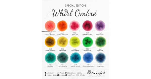 Ombré Collection whirl ittedesigns