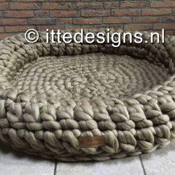 Hondenmand Terre Verte online te koop bij ittedesigns.nl