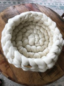 Kattenmand Merino wool