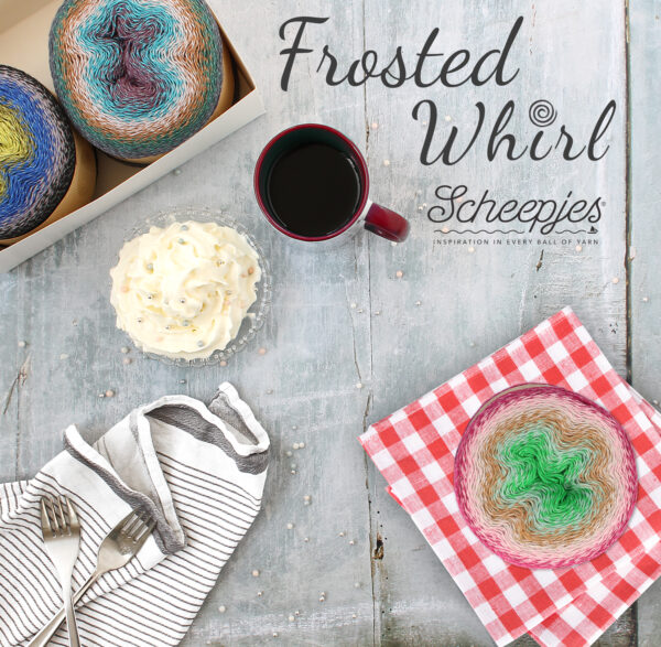 Frosted Whirl ItteDesigns.nl