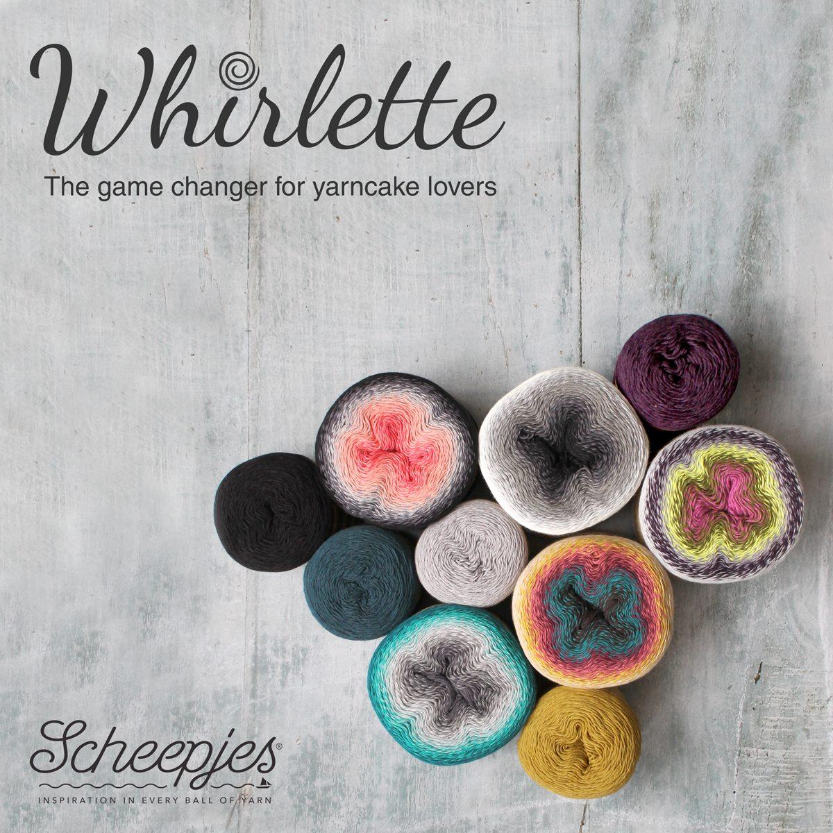 Whirlette Scheepjes ItteDesigns