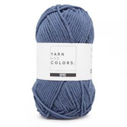 Yarn and Colors Epic 061 Denim ItteDesigns
