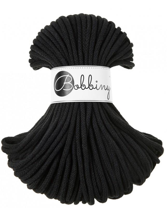 Bobbiny cord black