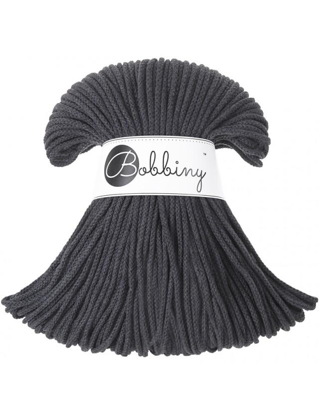bobbiny cord charcoal