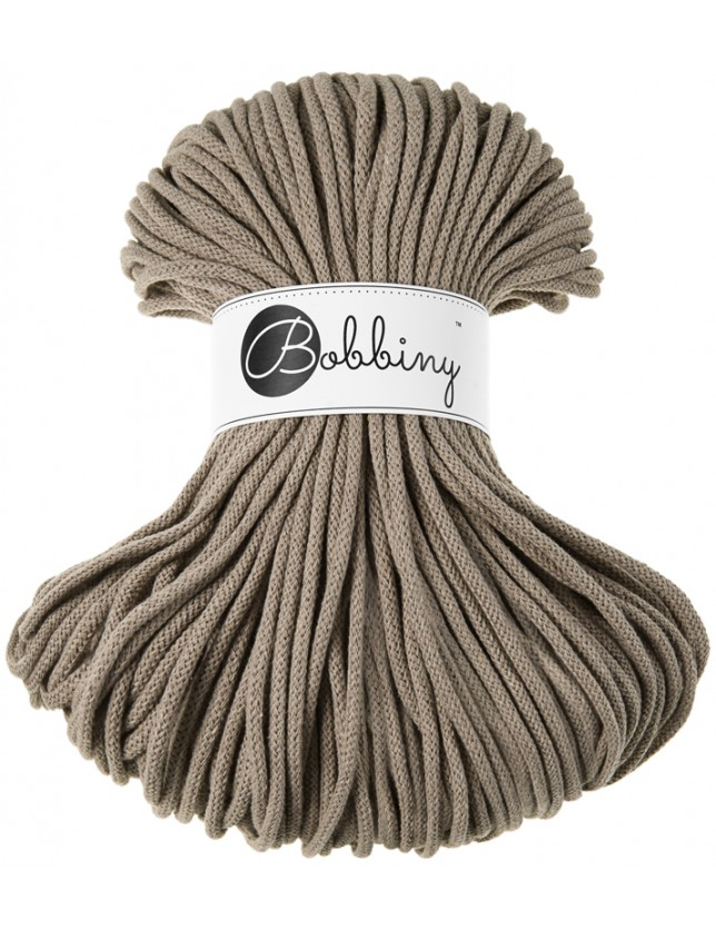 Bobbiny cord coffee