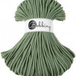 Bobbiny cord eucalyptus-green
