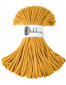 Bobbiny cord mustard