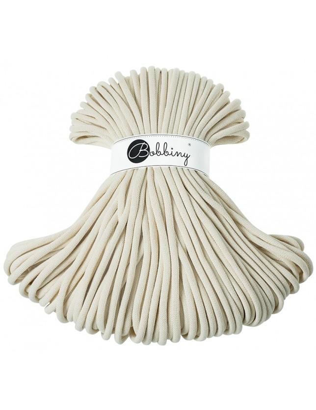 natural Bobbiny cord premium