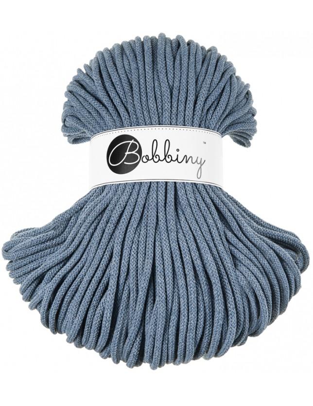 Bobbiny cord raw-denim