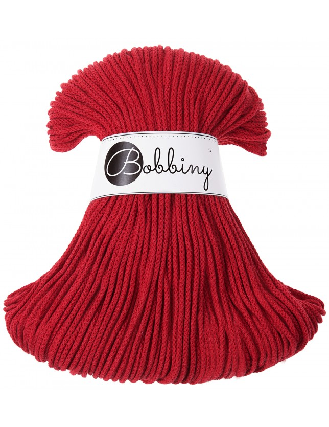 bobbiny cord red
