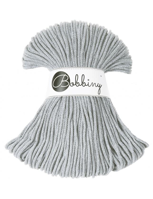 bobbiny cord silver