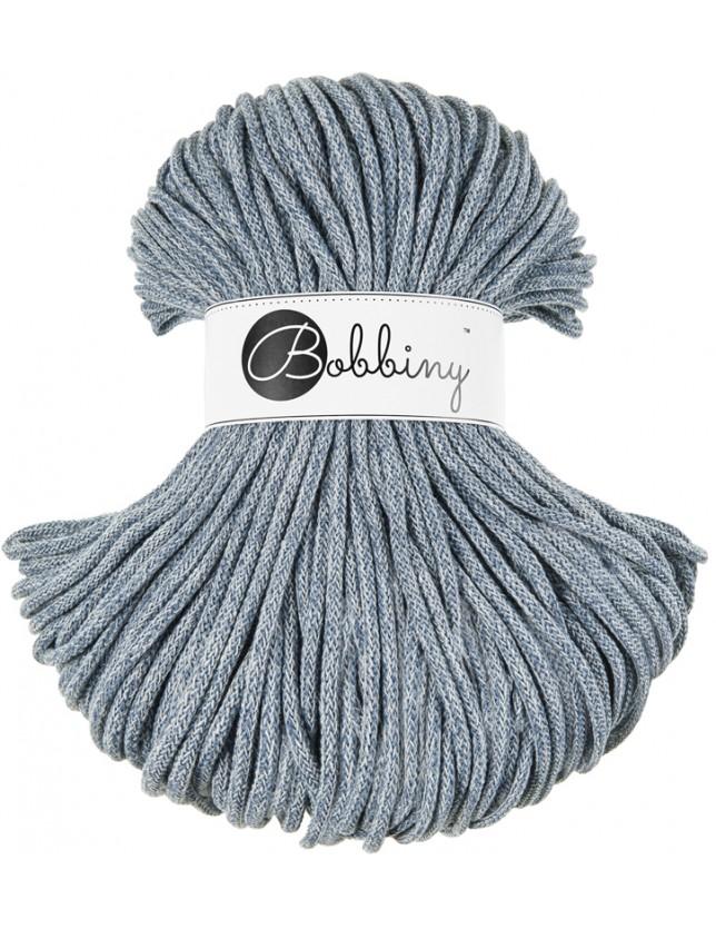 Bobbiny cord vintage-denim