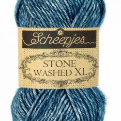 Scheepjes Stone Washed XL - 845- Blue Apatite ItteDesigns
