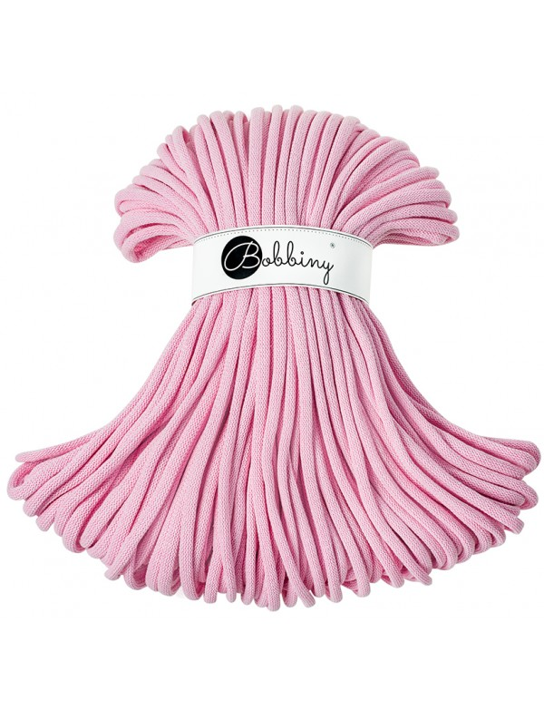 Bobbiny jumbo 9mm cord baby-pink ItteDesigns