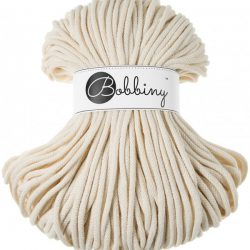 Bobbiny premium 5mm cord natural ItteDesigns