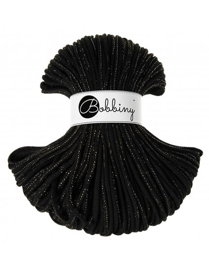 Bobbiny Golden Black ItteDesigns