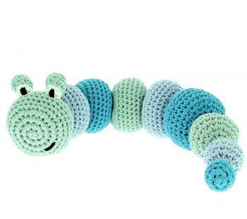 Rups caterpillar haakpakket ItteDesigns