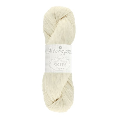 Scheepjes Skies Light 118 Undyed