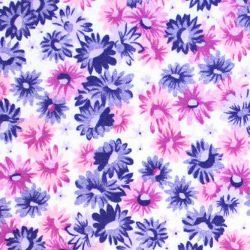 Tissu de Marie bloem 4 ItteDesigns stoffen