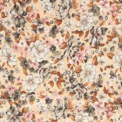 Tissu de Marie bloem 3 ItteDesigns stoffen