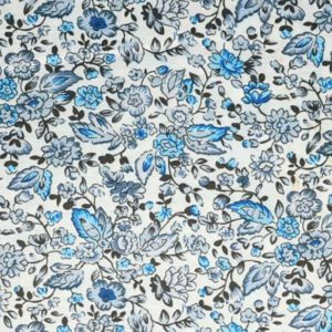 Tissu de Marie bloem 2 ItteDesigns stoffen