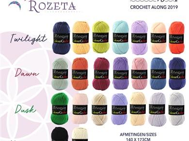 CC-kleurkaart-Rozeta Ittedesigns Scheepjes