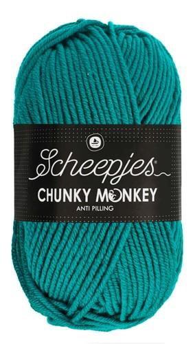 Chunky Monkey 2015 Ocean Scheepjes Ittedesigns